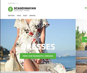 scandinaviansecondhand.com