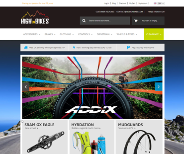 Highonbikes.com