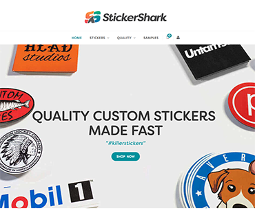 stickershark.com