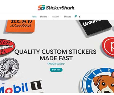 stickershark.com