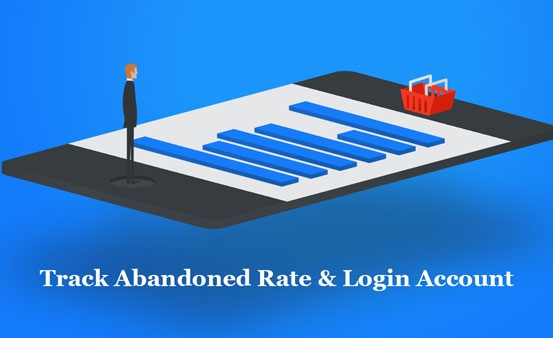 Tracking Abandoned Rate and Login Account - Magento 2 One Step Checkout Combo