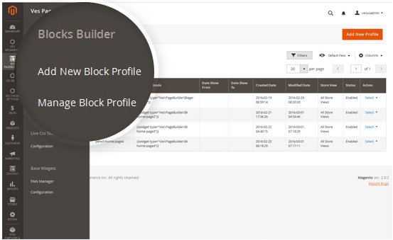 magento 2 page builder free block builder