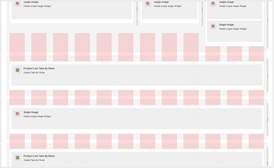 magento 2 page builder free bootstrap grid view system