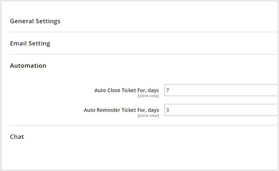 Ticket auto-expiration & Auto-reminder by help desk extension