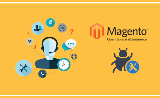 Magento 2 help desk fix bugs