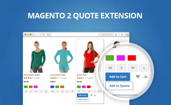 Compatible with Magento 2 Customer Quotation