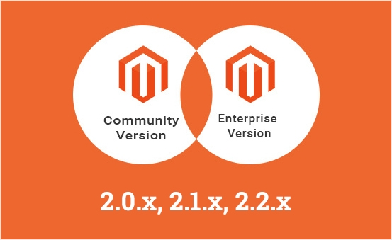 Compatible with Magento Community & Enterprise