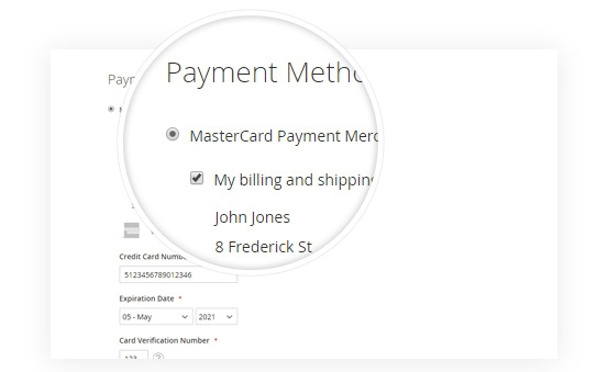 Directly Support Merchant Server API (2-Party Payments)