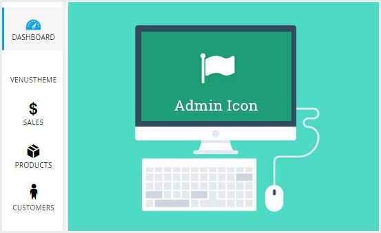 Attractive Admin Font Icons
