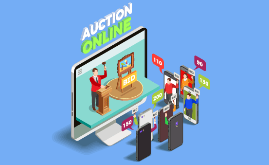 Magento 2 Auction Extension check Bid detail