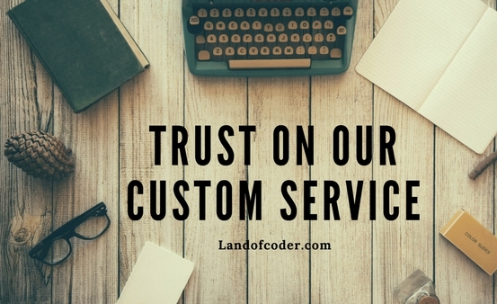 Attractive Custom Work Service