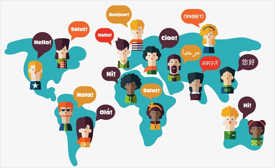 Multiple and RLT Languages