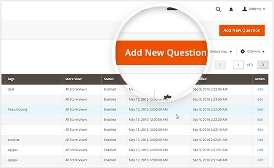 Nice FAQ Page: Beautiful & Customizable User Interface