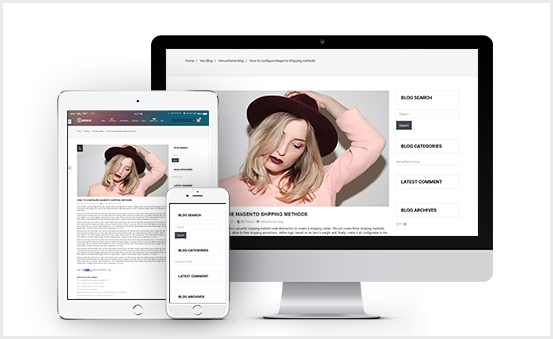 Responsive layout design