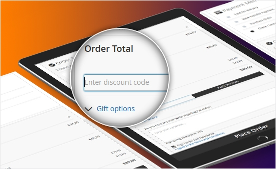 one step checkout for magento 2 apply Coupon at ease