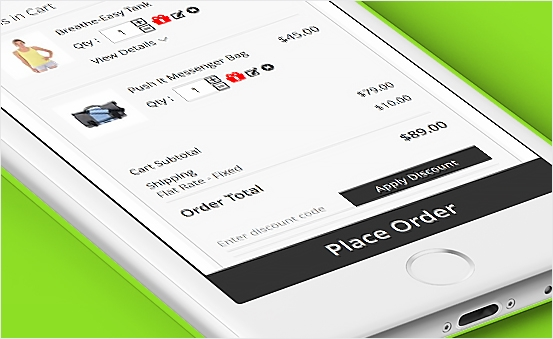 "one step checkout for magento 2 Eye-catchy ""Place order"" Button Display"