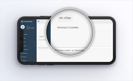 Clear User-friendly Interface