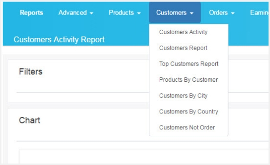Customer Report