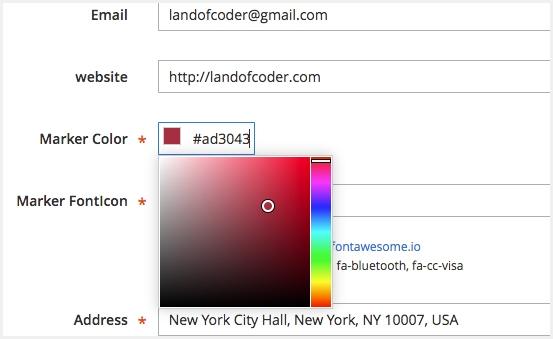 Design Option: Custom Design For Each Store
