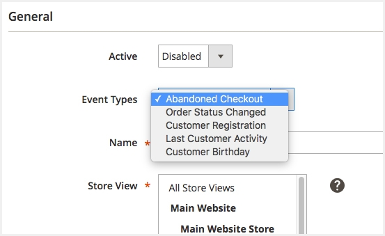 magento 2 follow up email abandoned Shopping Cart Reminder