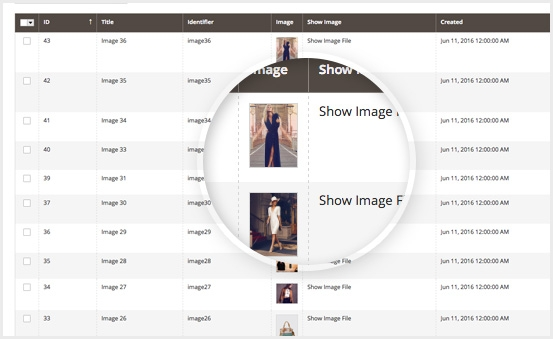 Magento 2 Image Gallery Extension - Attach image gallery on a separate Photo Gallery Page