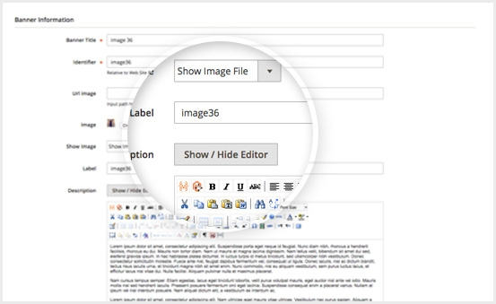 Magento 2 Image Gallery Extension - Freely Add & Edit Photo Descriptions