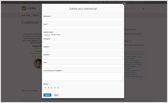 Drag & Drop Magento 2 Form Builder