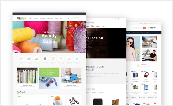Compatible with Custom & Third party Magento 2 themes