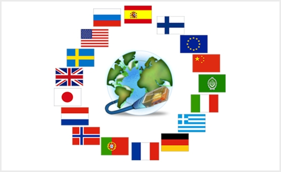 Multi Lingual and RTL Support