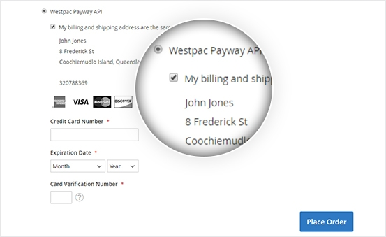 Support Payway API for 2-party payment