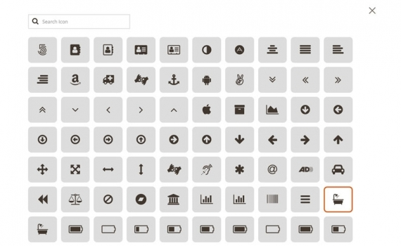 Magento 2 mega menu with 786 icons included by Font Awesome