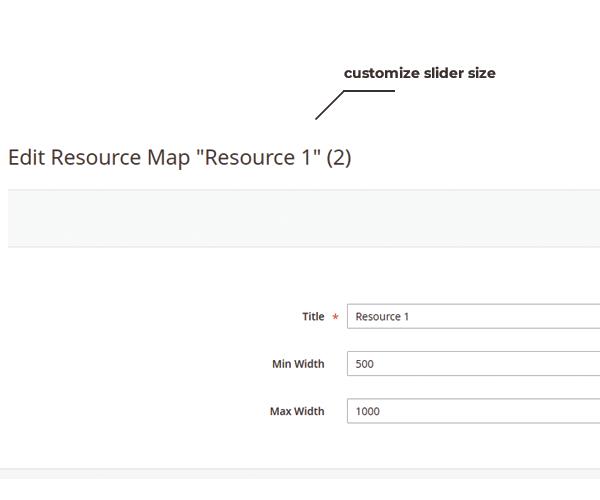 magento 2 banner slider edit resource máp