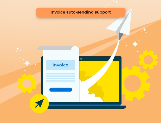 magento 2 admin payment method auto send invoice