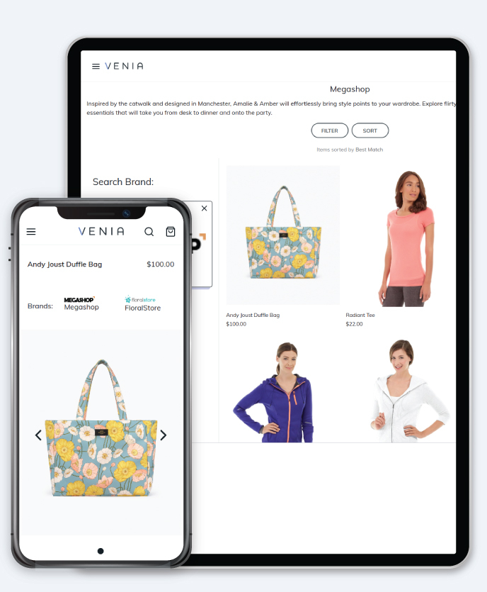 magento pwa brand extension features 2