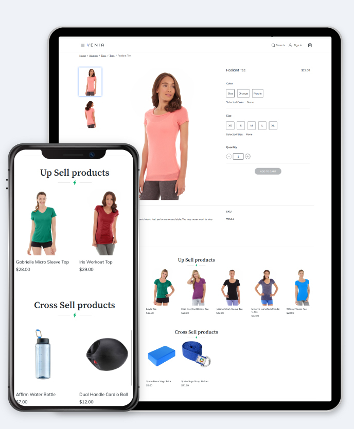 magento pwa product list extension features 2