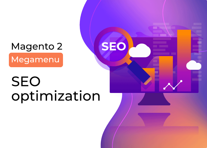 magento 2 mega menu extension SEO optimized