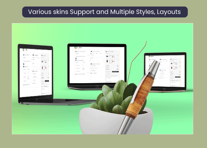 Magento 2 One Step Checkout Various skins Support and Multiple Styles, Layouts