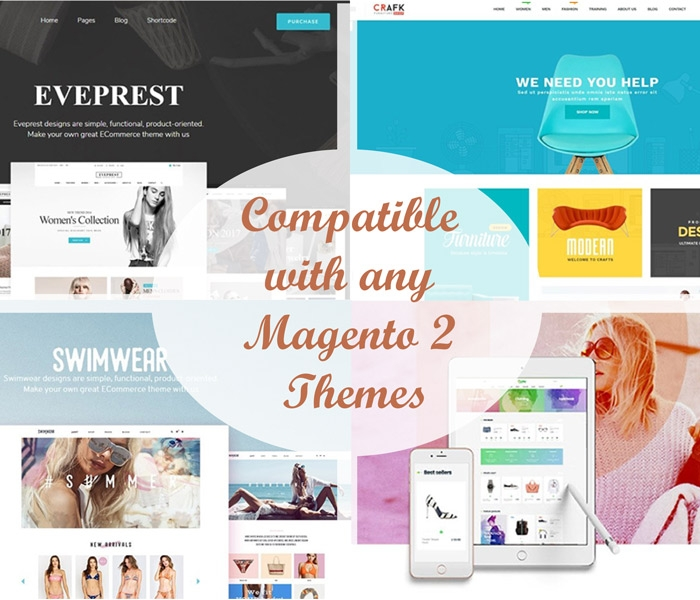 Flexible Magento 2 Theme Compatibility
