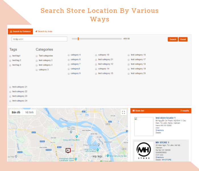 Magento 2 Dealer Extension Find Out Dealer Stores In Various Ways
