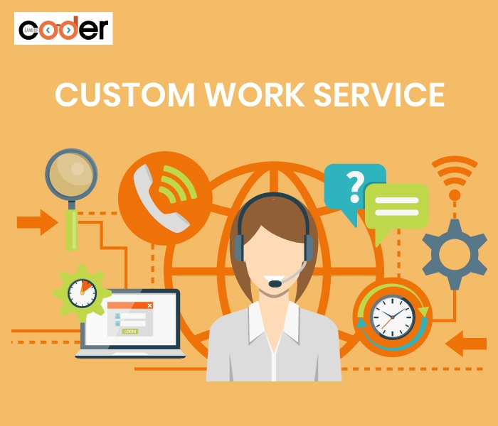 Attractive Custom Work Service