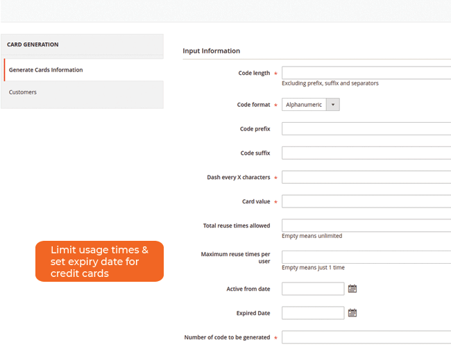 Magento 2 store credit allows admin to offer credits to customers
