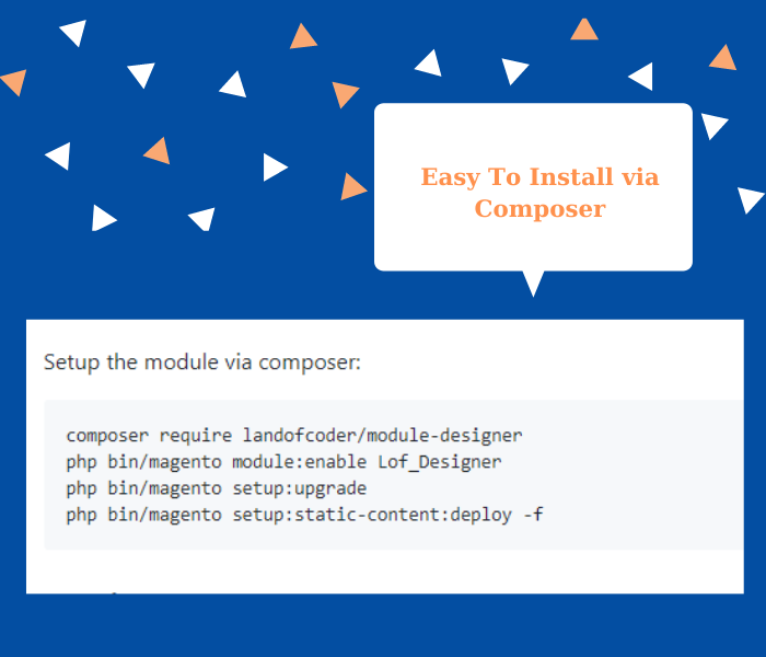 easy to install free magento 2 designer via composer