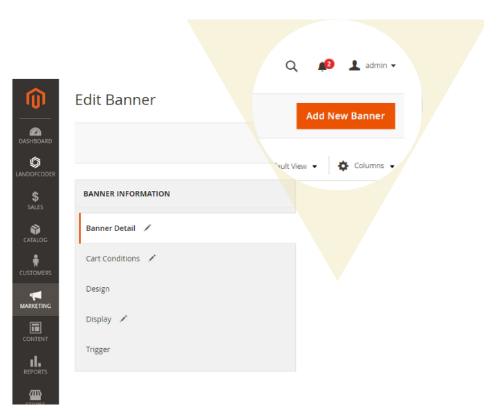 Magento 2 promotion bar create multiple promo banners