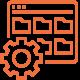 Manage code via Github or Bitbucket