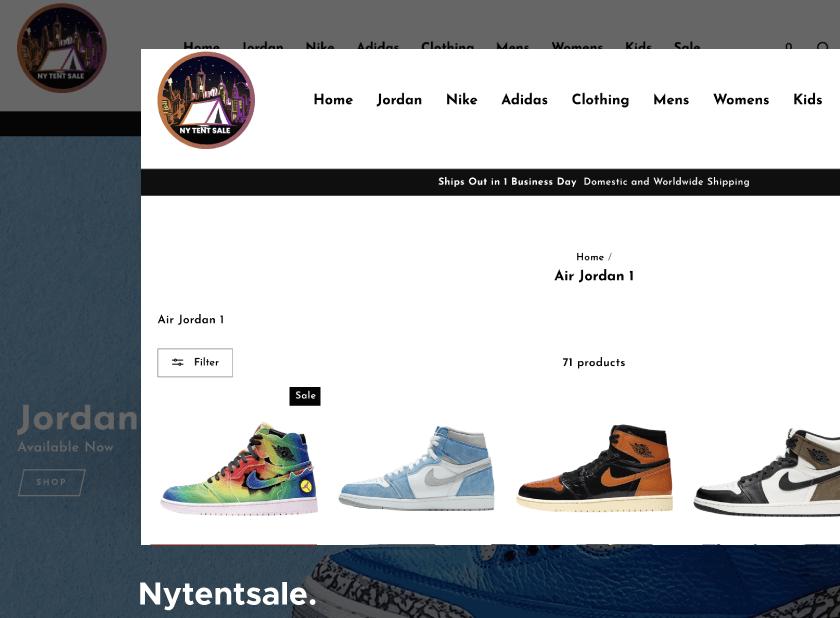nytentsale.com
