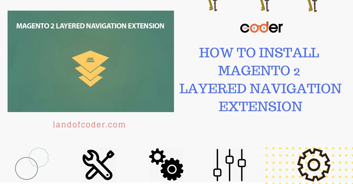 How to install M2 Layered Navigation Extension