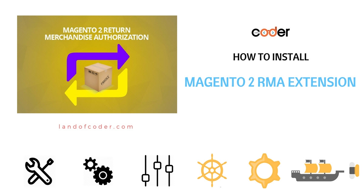 How to install magento 2 RMA Extension