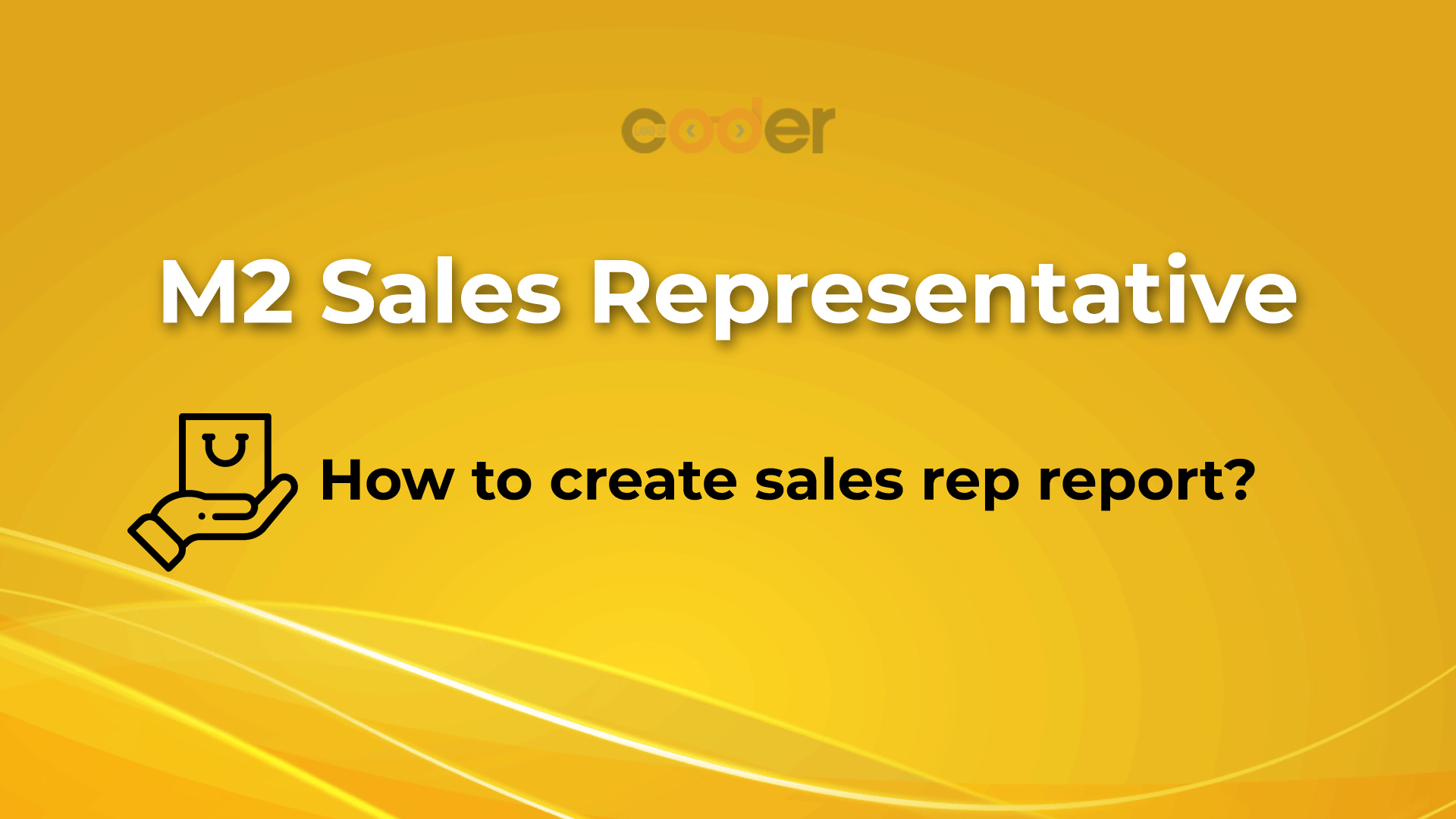 Magento 2 sales rep user guide
