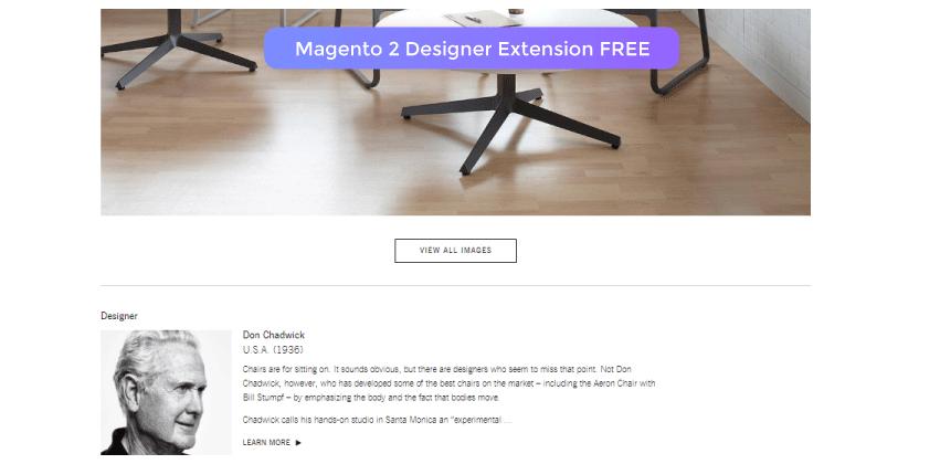 Magento 2 Designer Extension FREE