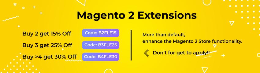 Explore 100+ Best Magento 2 Extensions